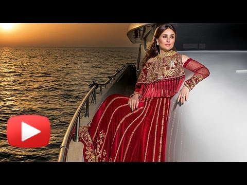 Kareena Kapoor Royal & STUNNING Poses On A YACHT | ASIANA Magazine INSIDE PICS Mp3