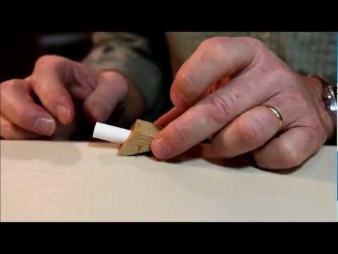 Gary Krebs' Popper Jigs Part One How To Cut Foam