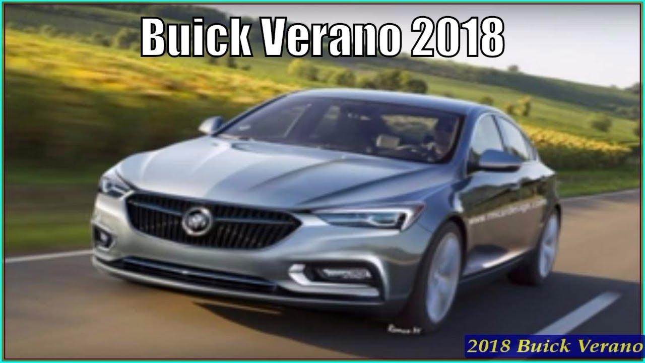 New Buick Verano 2018 Reviews