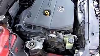 Авторазбор двигун Mazda 6 GG 2006 2.0 МКПП LF