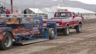 Stock gas class trucks - EVERY pull from multiple venues