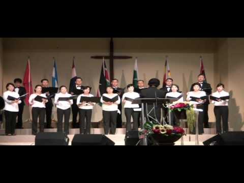 Dallas Classical Chorus & Players in 2012중남부선교대회