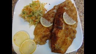 Easy  Fish  Recipes Episode #29