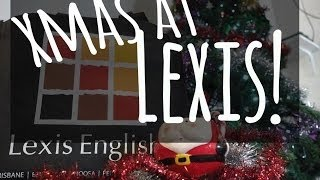 Merry Christmas from Lexis English Sunshine Coast