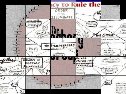 Illuminati - Bilderberg Charts (All Lined Up)