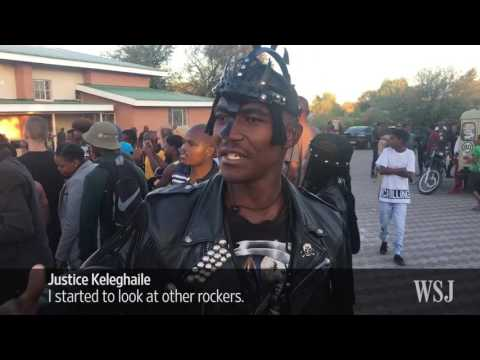 Botswana Headbangers Rock Out at Metal Mania Fest