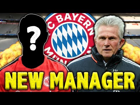OFFICIAL: Bayern Munich's New Manager Is.... | Continental Club