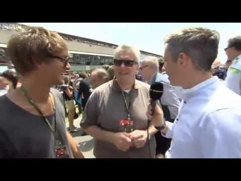 Paolo and Alfredo Nutini Interview at Mugello MotoGP - 2/6/13
