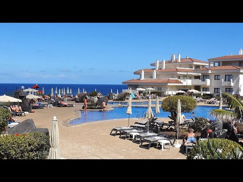 H10 Taburiente Playa Hotel La Palma Canary Islands Sony Rx100 V Youtube