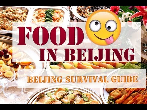 😱WeChat & Food Take-Outs ︳🇨🇳Beijing Survival Guide #4