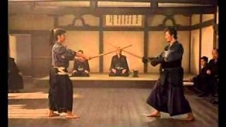 Gohatto (1999). Opening scene