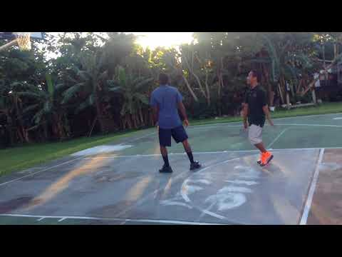 Saipan Float Basketball