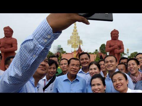 Cambodge : Hun Sen, l'ex-Khmer au pouvoir sans partage