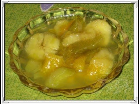 Варенье из бананов (Bananas jam)