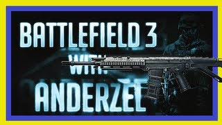 Battlefield 3 Online Gameplay - ACW R How To Become A Better BF3 Player!
