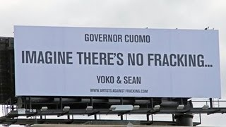 Yoko Ono and Artists Against Fracking Find Out What Fracking Has Done to Pennsylvania