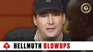 Phil Hellmuth BIGGEST blow-ups ♠️ Best of The Big Game ♠️ PokerStars