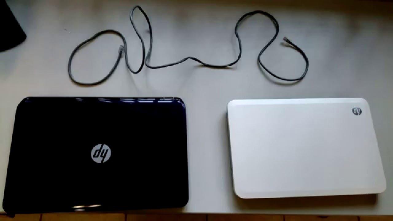 Crear Grupo Hogar A 2 Pc Con Cable Cruzado Windows 10