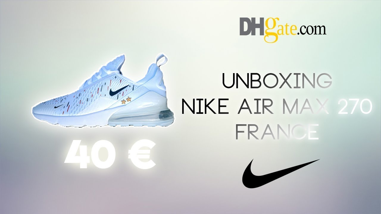 nike air max 270 france 2018
