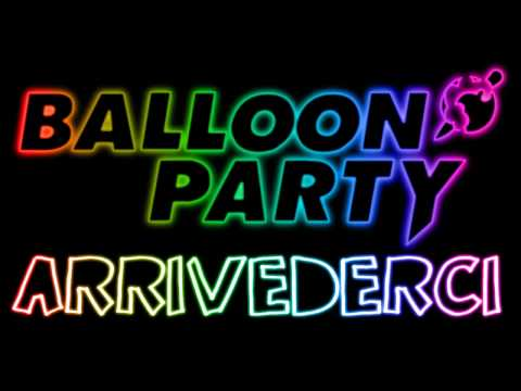 Balloon Party - Arrivederci - [Lavender Harmony]