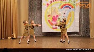 Военный Вальс I Жаркын Жол 2015 I DANCE STUDIO FOCUS