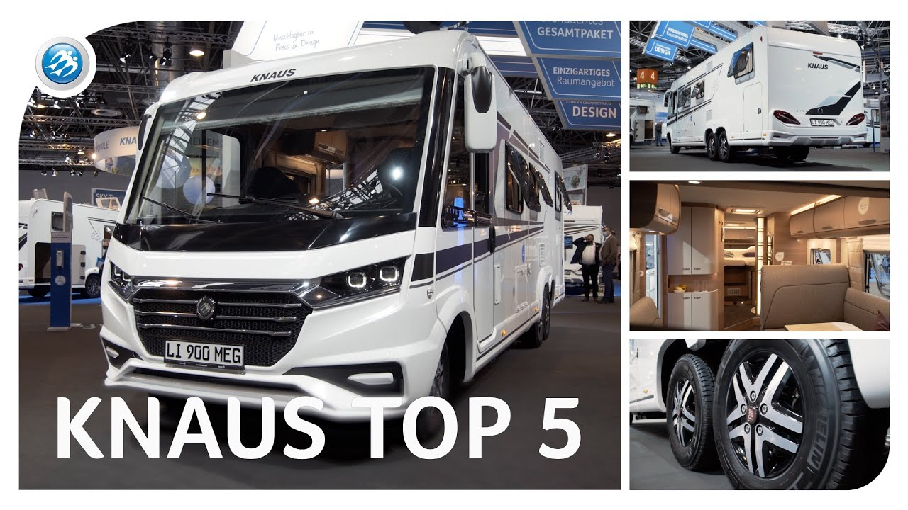 #bestofKNAUS - 5 Reasons, Why the LIVE I 900 LEG Stomps the Competition!