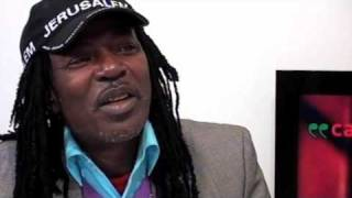 Trois questions à... Alpha Blondy