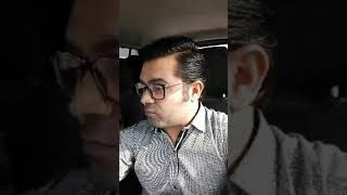 Rj Bhatti umer Umree Live before Show