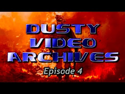 Dusty Video Archives Episode 4 - RPG Tripples