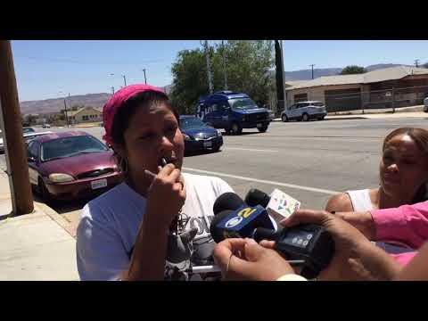 Roberta Alcantar, mother of victim speaks about fatal shooting
