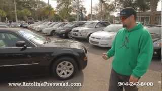 Autoline's 2006 Chrysler 300 Touring Walk Around Review Test Drive