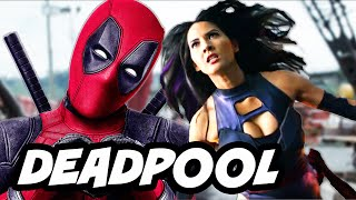 Deadpool Kills The X Men Sequel and Movie Easter Eggs
