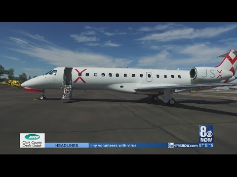 Private jet companies see rise in demand due to coronavirus fears; travelers seeking less crowded tr