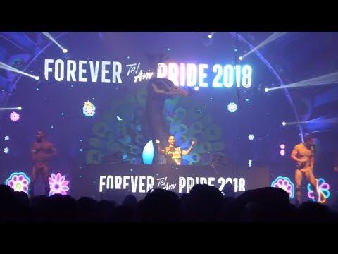 Sagi Kariv @ Forever Tel Aviv Pride 2018 Massive Main Party