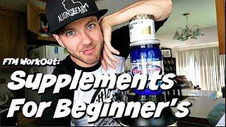 Supplements For Beginner