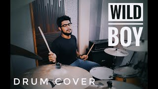 Anika Nilles - Wild Boy - Drum cover by Ahijit Ghosh