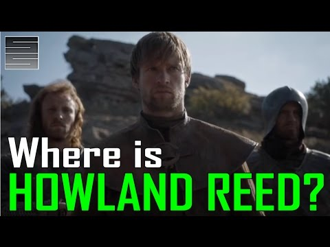 Game of Thrones Season 7 - Where Is Howland Reed? - YouTube  Game of Thrones...