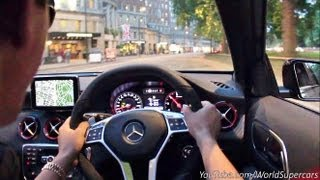 Mercedes A45 AMG Fast Ride ! 360HP