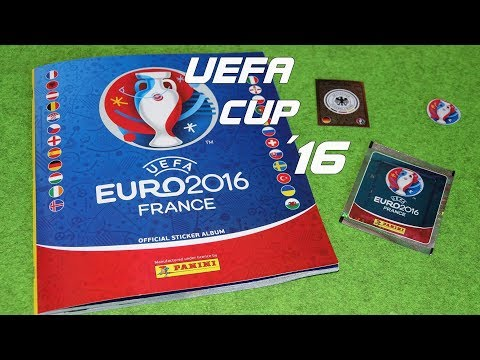 PANINI STICKER UEFA CUP 2016 new sticker for Panini Album Lucky Bag