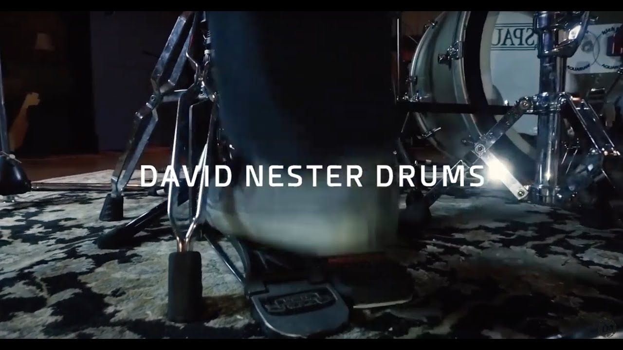 Nothing more this is the time drum cover by david for Built by nester