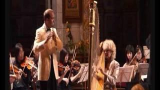 Mozart Concerto pour flute & Harpe KV 299