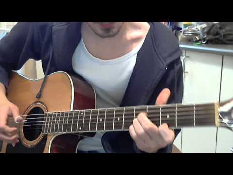 Mr. Bojangles - Chet Atkins fingerpicking cover