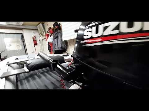 SUZUKI DF 6AS, - 29км/ час, как добиться на лодках ПВХ .
