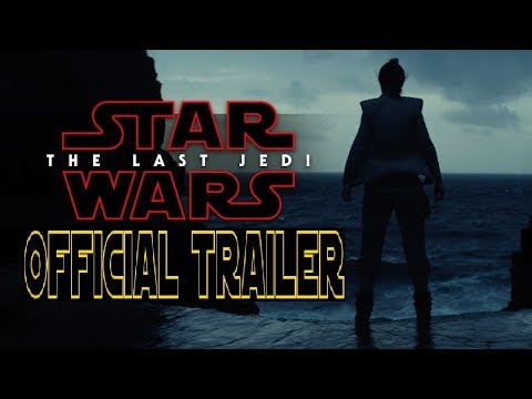 Download Youtube: Star Wars Episode 8 The Last Jedi Official Trailer