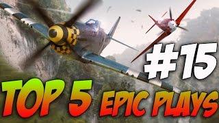 War Thunder TOP 5 EPIC PLAYS #15 Runway SLAYER