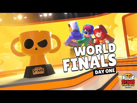 Brawl Stars World Finals - Day 1