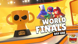 Brawl Stars World Finals - Day 1