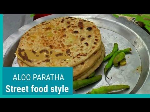 Aloo Paratha making, Rishikesh