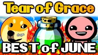 Tear of Grace: BEST OF - JUNE 2015