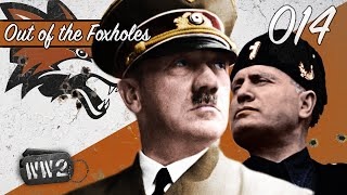 Spanish Republican Exiles - Nazi Colonialism & Hitler + Mussolini ≠ ❤️ - WW2 - OOTF 014